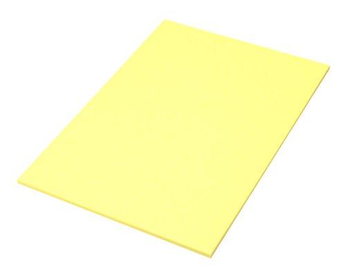 A4 黄色 色上質 北越紀州製紙