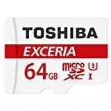 Toshiba MicroSD 64GB THN-M302R0640C4 90MB/s UHS-I 4K U3対応 [並行輸入品]