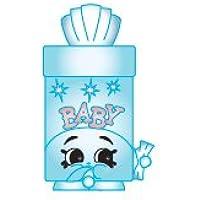 Shopkins Season 2 #2-132 Blue Baby Swipes (Special Edition)