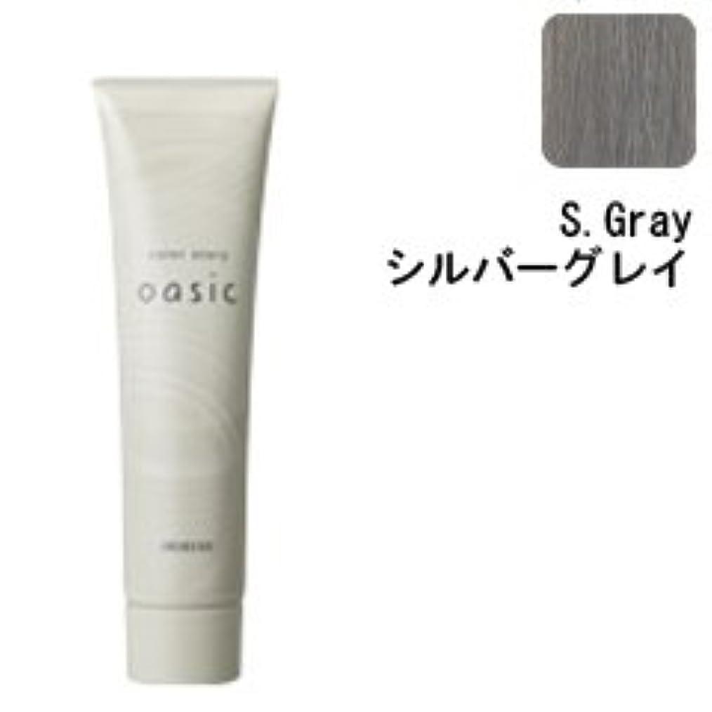 【アリミノ】カラーストーリー オアシック S.Gray (シルバーグレイ) 150g