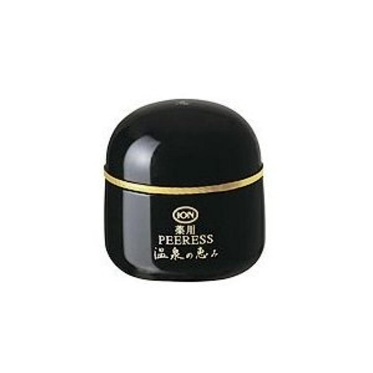 ファランクス一杯祈りイオン化粧品 温泉の恵み 薬用ピアレススプリーム 40g 弱酸性 普通肌~荒性肌用