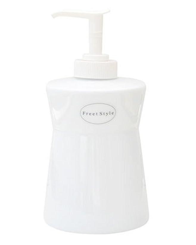 剃る引き金円形フリート ホワイトガーデン ソープポンプS 290ml