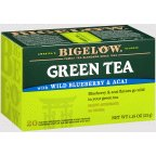 Bigelow Tea Grn Blbry 20bg