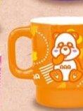 え~パンダ AAA メラミンマグカップ オレンジ 橙 西島隆弘
