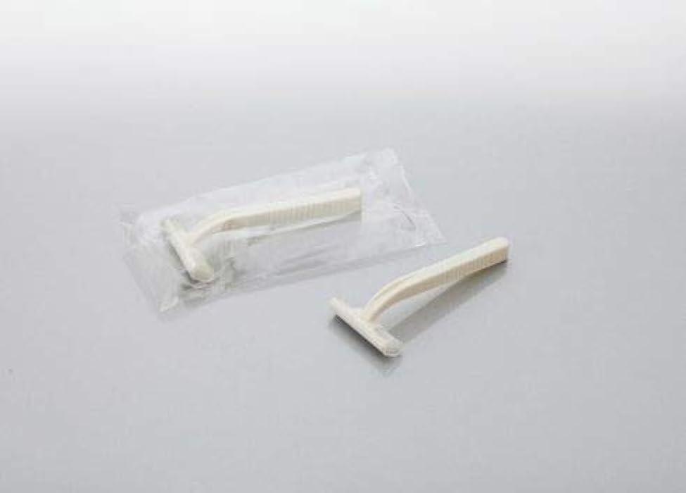 キャッシュとにかくオッズカミソリ アメニティシーガル2 固定式2枚刃 1800本 透明OP袋入 daito
