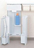 【トイレ収納 キャビネット】トイレ用壁付き収納棚 INAX イナックス LIXIL・リクシル 【TSF-100】取り付け簡単