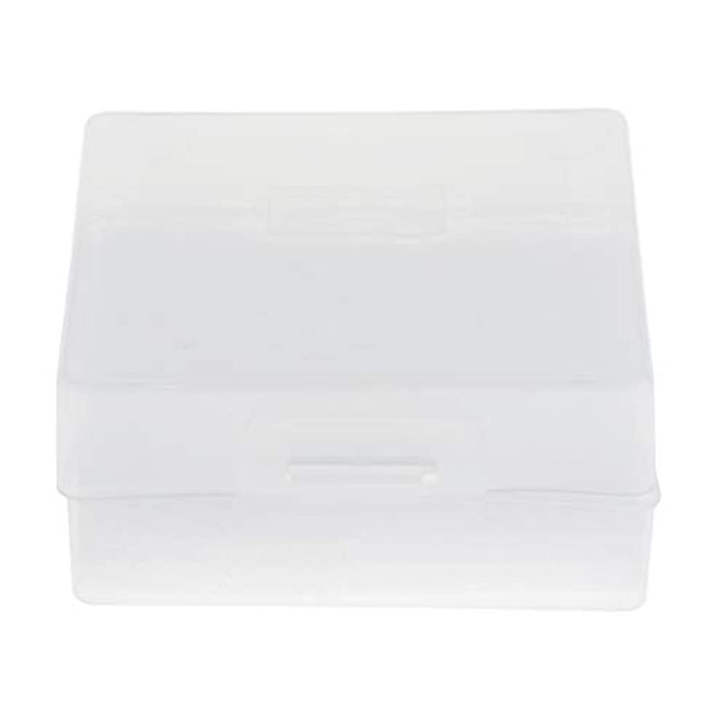 ベンチャー応用燃やすToygogo ネイルアート ネイルドリルビット オーガナイザー ディスプレイ 収納ボックス プラスチック製