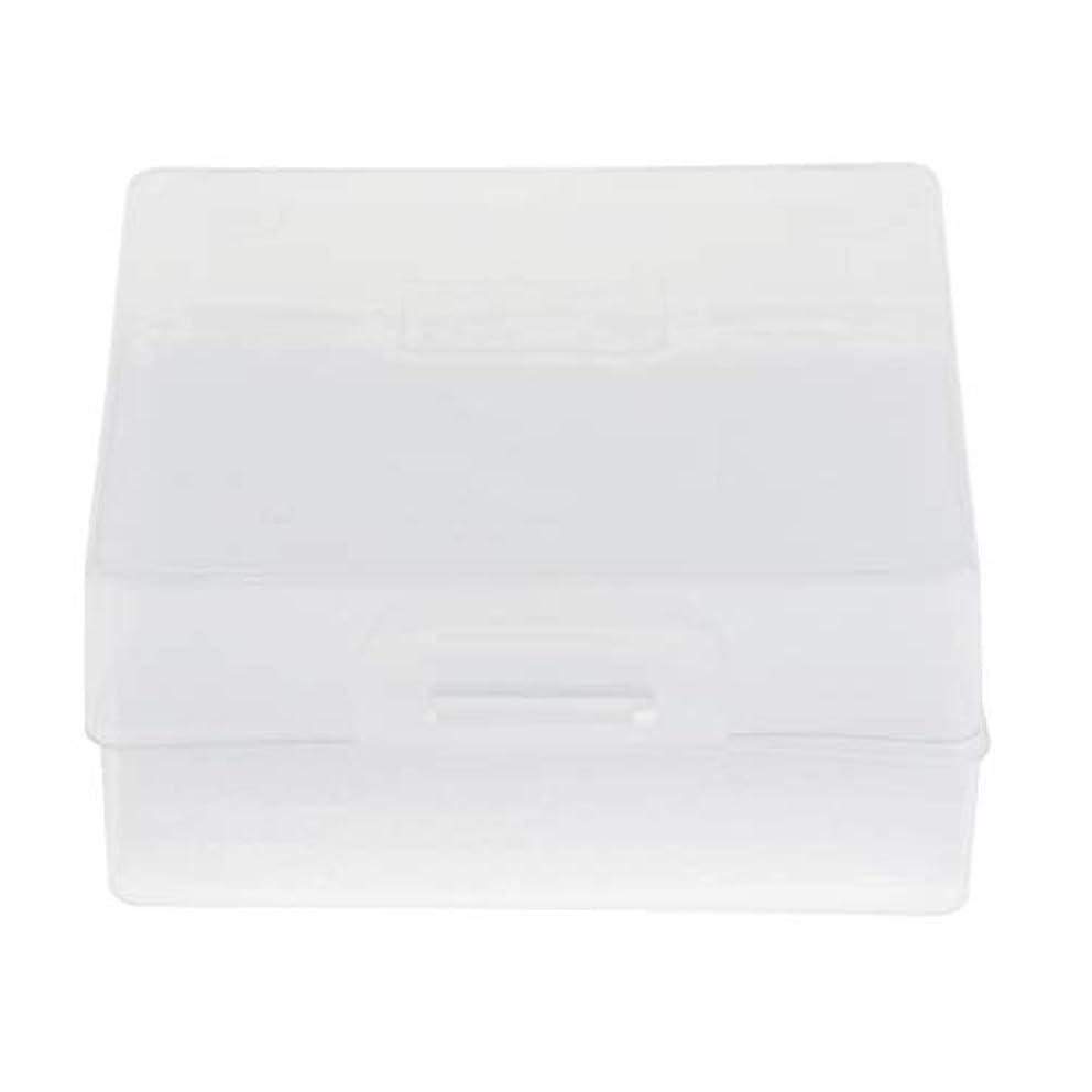 慢な賞賛膨張するToygogo ネイルアート ネイルドリルビット オーガナイザー ディスプレイ 収納ボックス プラスチック製
