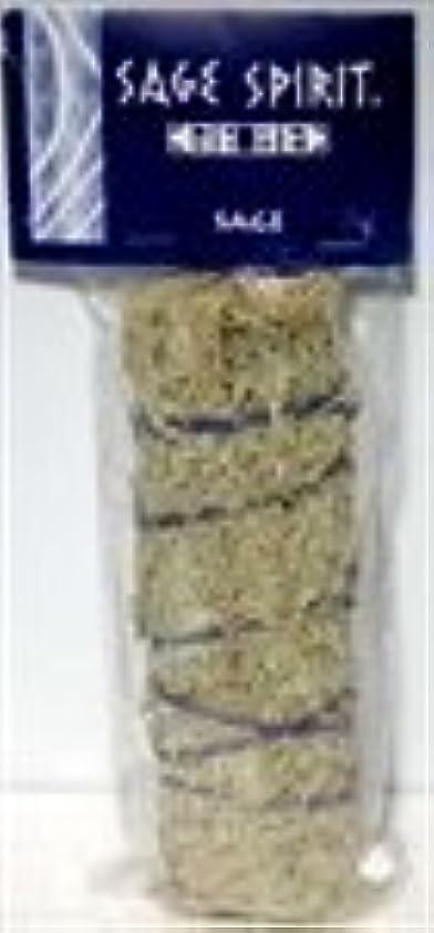 裸一時解雇する弁護人Desert Sage Smudge Stick 7