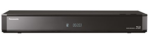 パナソニック 2TB 7チューナー ブルーレイレコーダー 全録 6チャンネル同時録画 4K対応 全自動 DIGA DMR-BRX2030