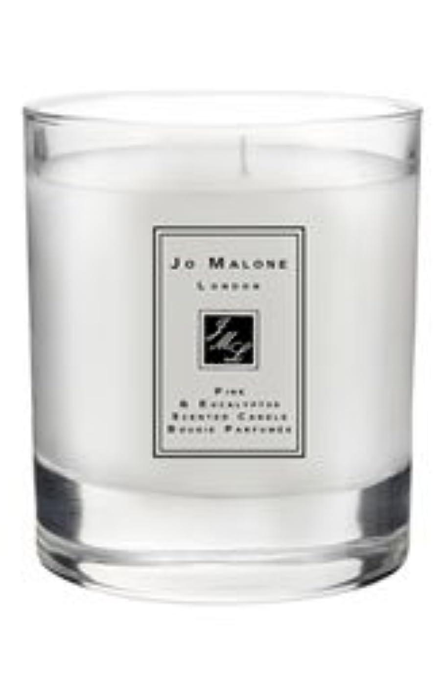 ラインナップ望み人種ジョーマローン パイン&ユーカリプタス 7.0 oz (210ml) ホーム キャンドル (香り付き)