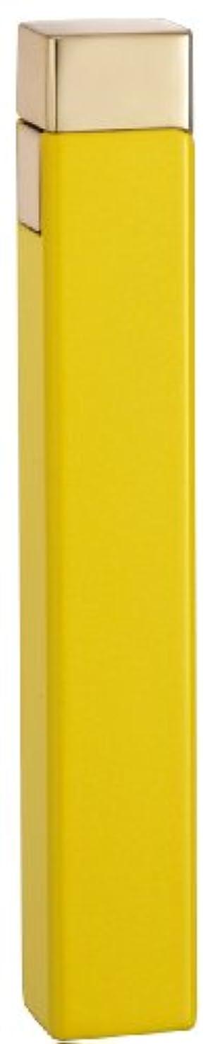 スキャンダル組み立てる見かけ上WINDMILL(ウインドミル) ガスライター BLINDFILE フリント式 スリム イエロー W06-1003