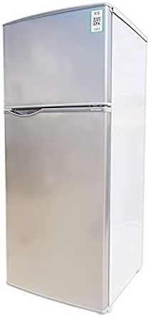 シャープ SHARP 冷蔵庫 118L(幅48cm) 右開き シルバー系 SJ-H12D-S