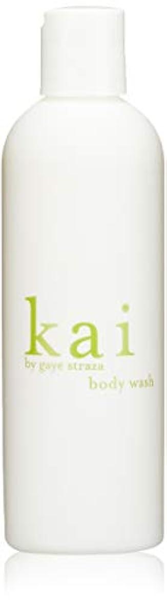 過度にコースホームレスkai fragrance(カイ フレグランス) ボディウォッシュ 236ml