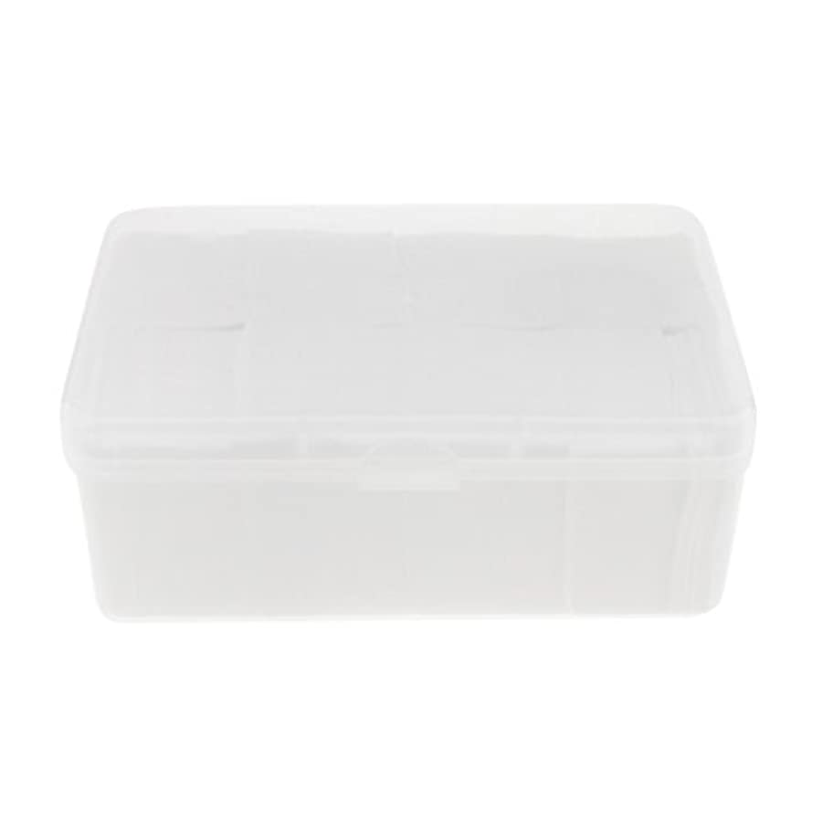 Homyl 約1000枚 メイクアップリムーバー コットンパッド 化粧品パフ メイクアップ 保湿 ネイル用 化粧用 便利