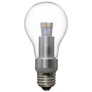 YAZAWA(ヤザワ) 一般電球形LEDランプ(口金直径26mm) LDA5LG