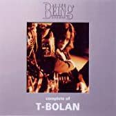 complete of T-BOLAN at the BEING studio