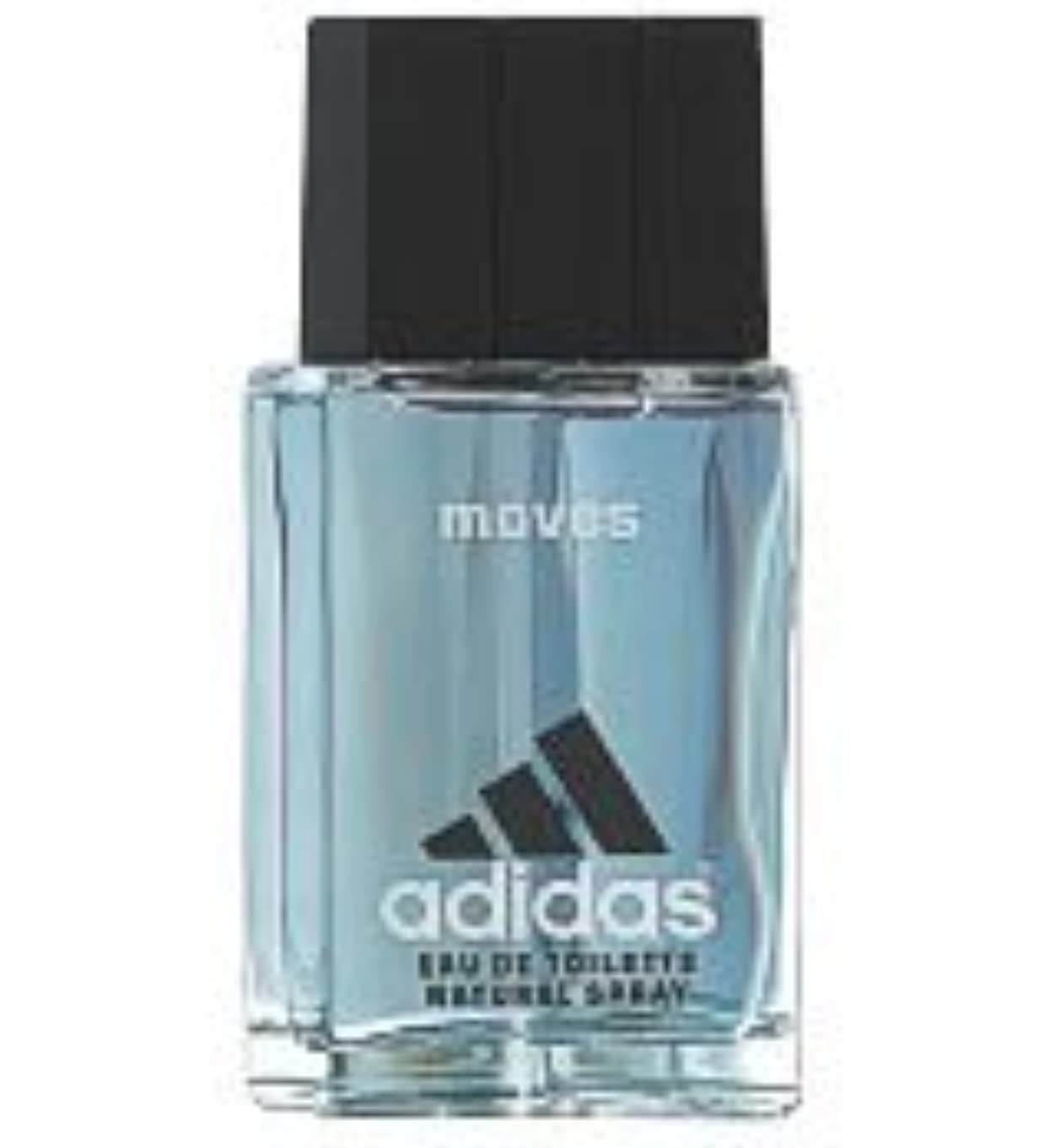 知事唇独占Adidas Moves (アディダスムーブス) 1.7 oz (50ml) Aftershave Splash by Adidas for Men
