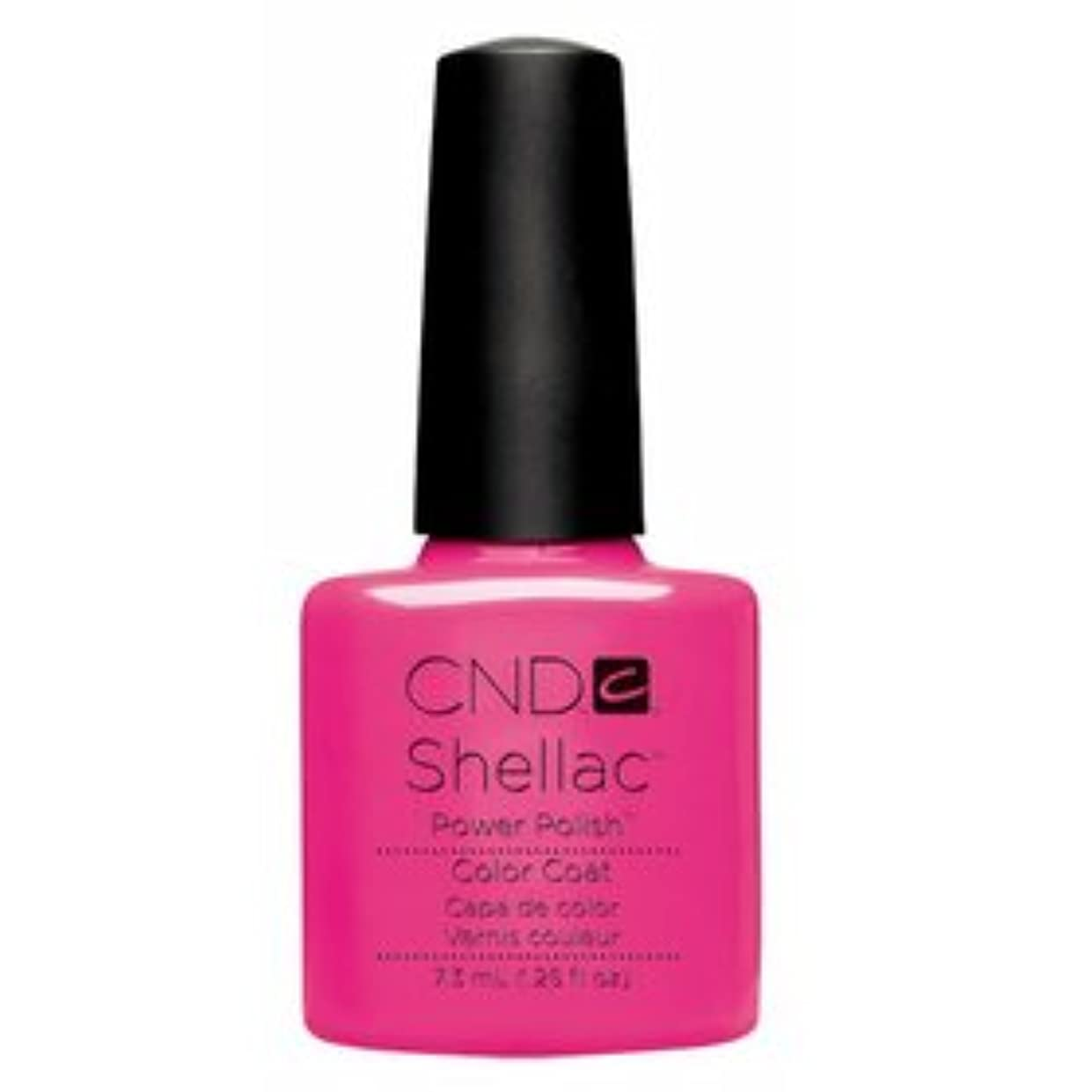 フェード破裂健康的★CND シェラック UVカラーコート 7.3ml<BR>519 ピンク