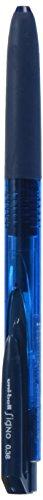 三菱鉛筆 ユニボール シグノ RT1 0.38mm ブルーブラック UMN-155-38.64