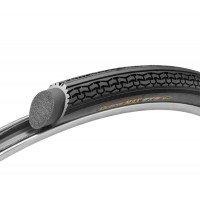 シンコー SR-027 パンクレスタイヤ 602-00411 ブラック(26×1 3/8)