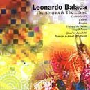 Abstract & The Ethnic Orchestral Music by Leonardo Balada