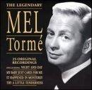 Legendary Mel Torme by Mel Torm? (2000-02-22)
