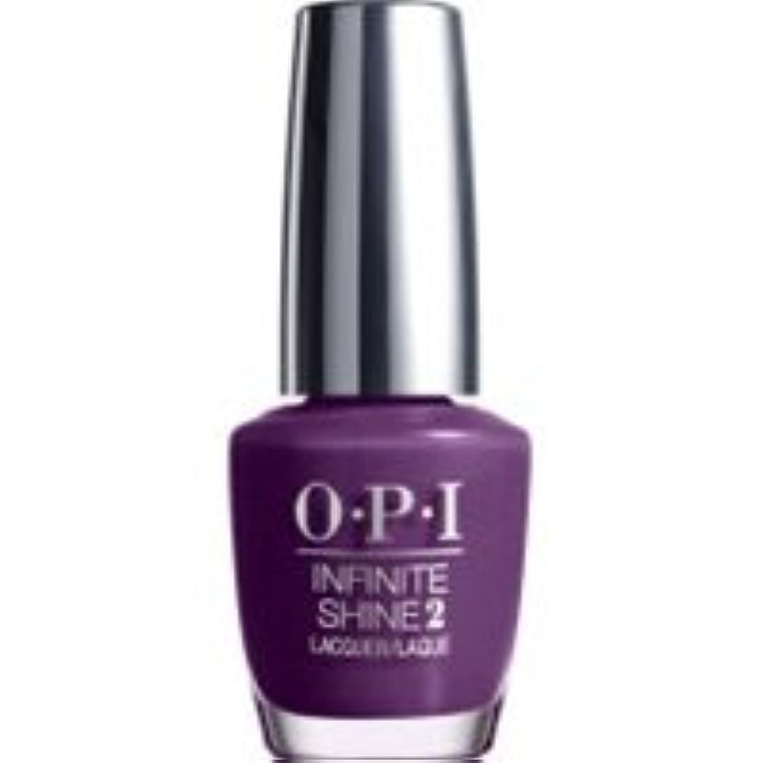オーバーコートその後消防士O.P.I IS L52 Endless Purple Pursuit(エンドレスパープルパースート) #Endless Purple Pursuit