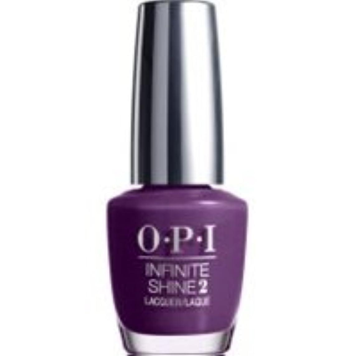 人工的な期限切れリップO.P.I IS L52 Endless Purple Pursuit(エンドレスパープルパースート) #Endless Purple Pursuit