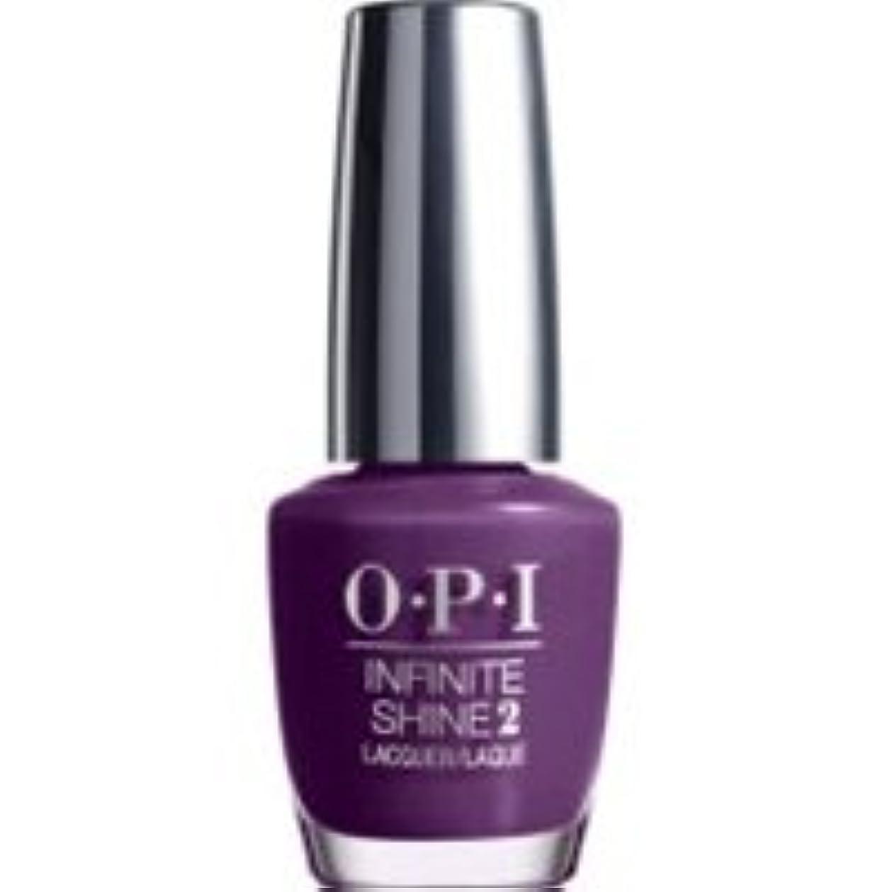 トリプル電気チョークO.P.I IS L52 Endless Purple Pursuit(エンドレスパープルパースート) #Endless Purple Pursuit
