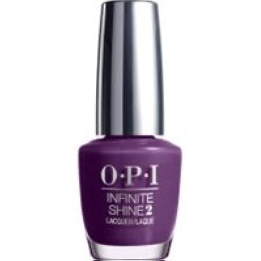 子供っぽい不測の事態プラカードO.P.I IS L52 Endless Purple Pursuit(エンドレスパープルパースート) #Endless Purple Pursuit
