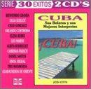 Cuba Sus Boleros Y Sus Mejores Interpretes