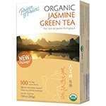Prince of Peace Organic Jasmine Green Tea 100 Tea Bags ( A ) – 2個