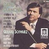 Diamond1: Sym 2 & 4, Concerto
