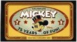 ディズニー ミッキーマウス映画生誕75周年記念 限定トレーディングカードセット