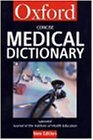 Concise Medical Dictionary (Oxford Paperback Reference)