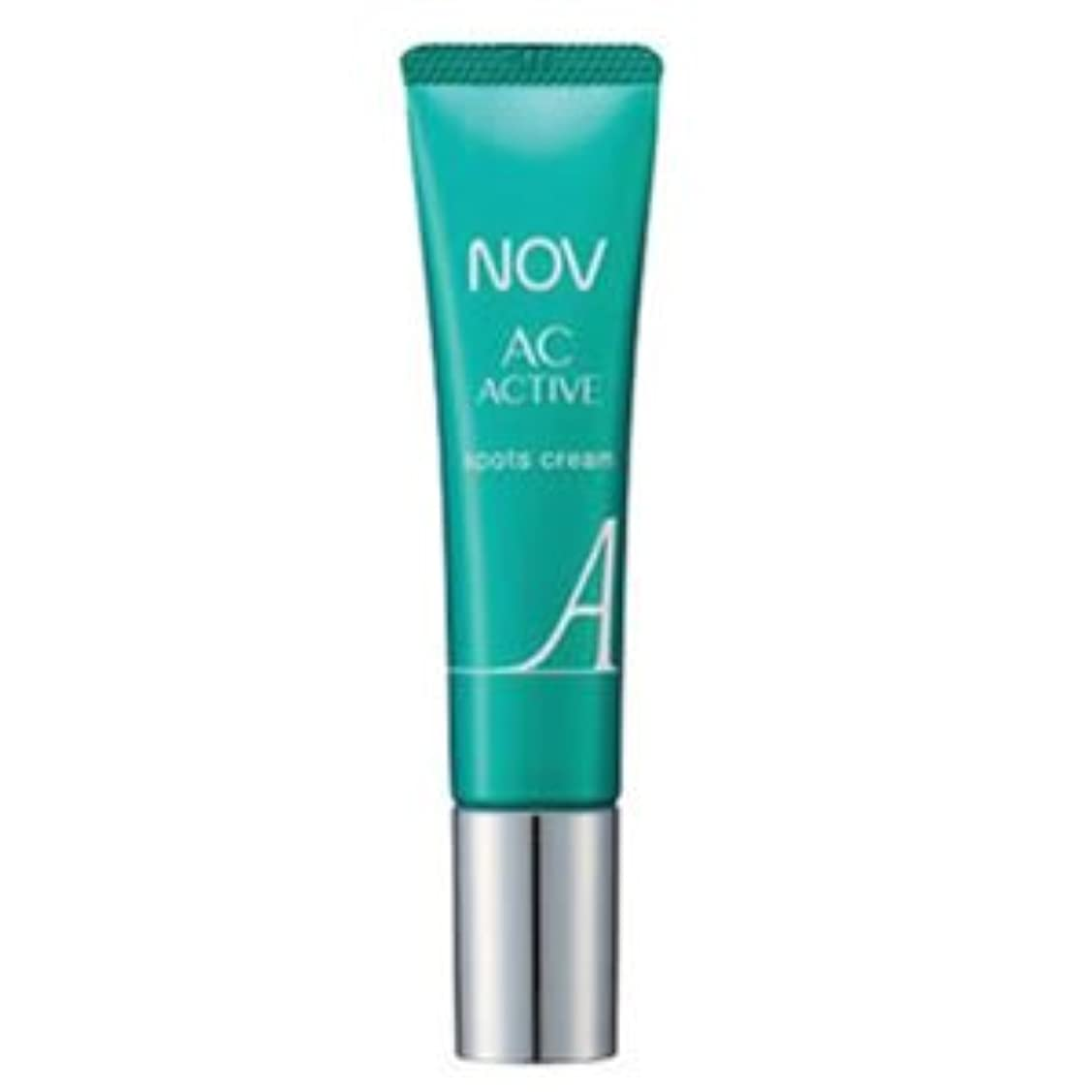 ランチョンアトラスダイヤモンドNOV ノブ ACアクティブ スポッツクリーム n 10g 医薬部外品