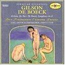 Gilson/Broeck;De Zee/Sym.G