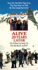 Alive: 20 Years Later [VHS] [Import]
