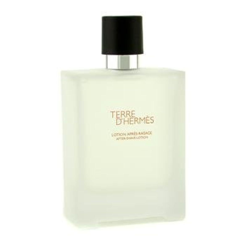 列車飛ぶ煩わしいHermes Terre D'Hermes After Shave Lotion - 100ml/3.3oz by Hermes [並行輸入品]
