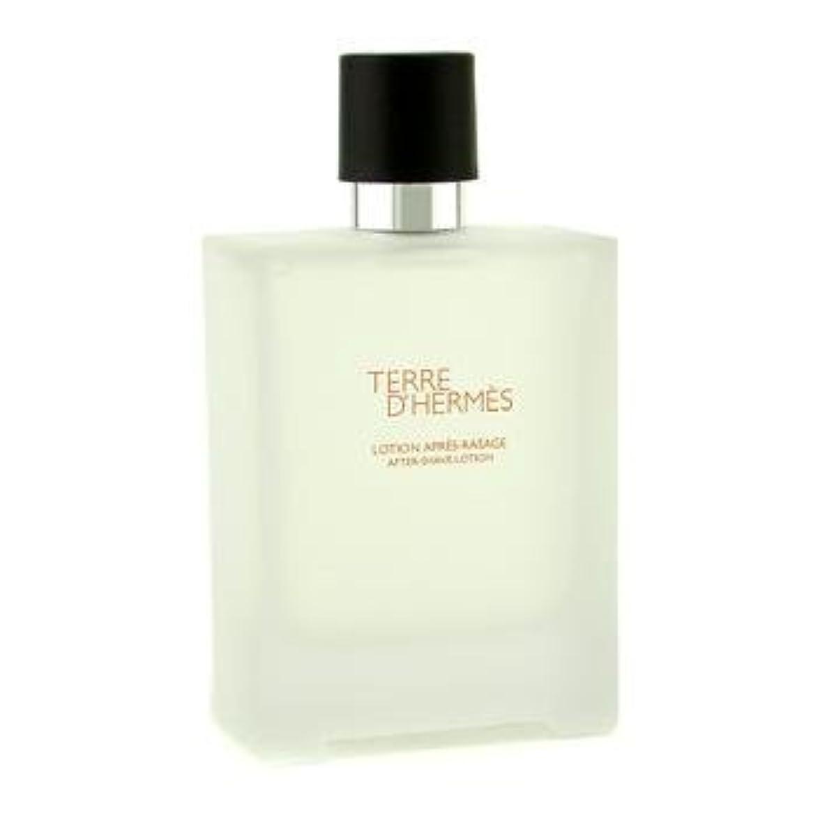 ギャングスター十代の若者たち民間Hermes Terre D'Hermes After Shave Lotion - 100ml/3.3oz by Hermes [並行輸入品]