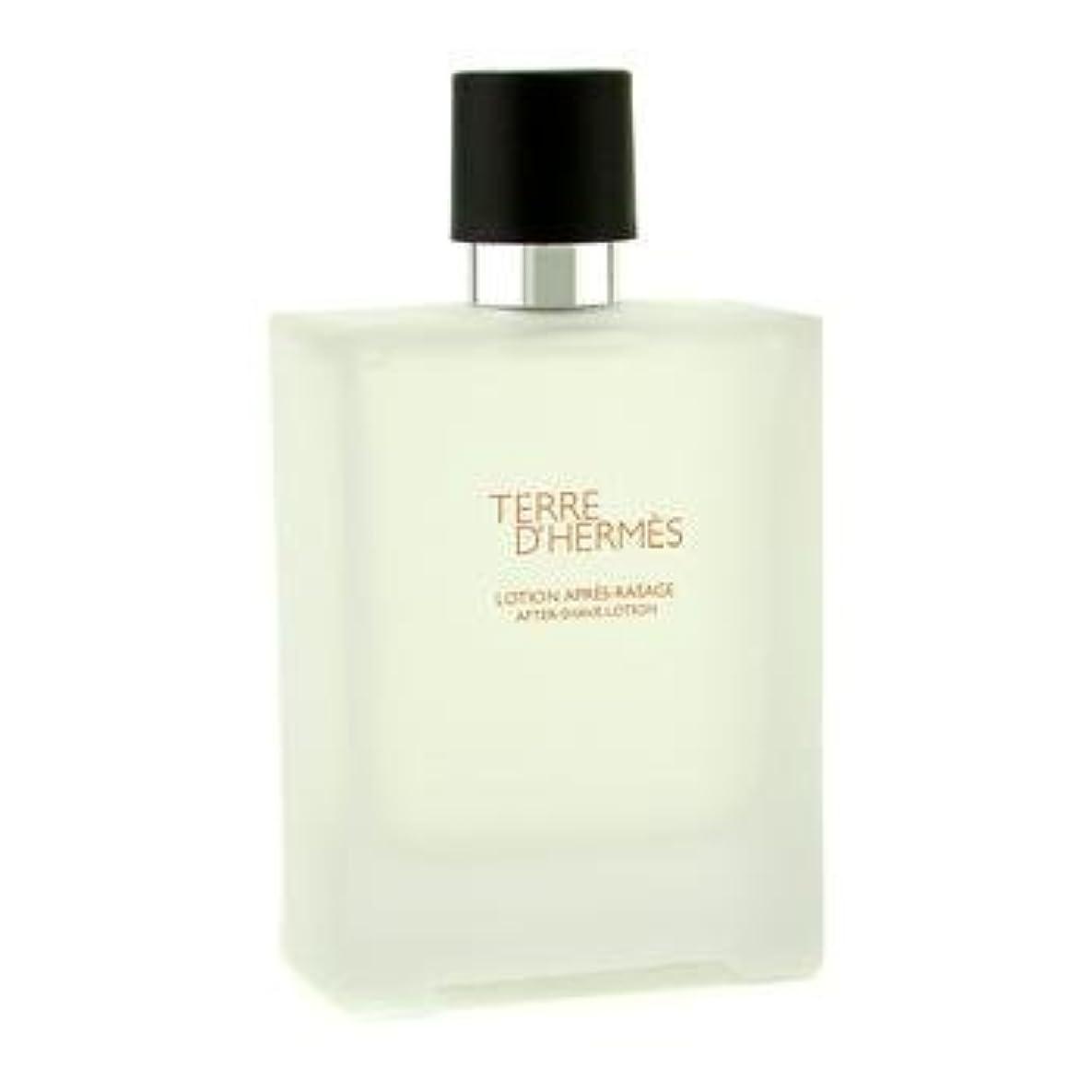 ピカソちなみに許容Hermes Terre D'Hermes After Shave Lotion - 100ml/3.3oz by Hermes [並行輸入品]