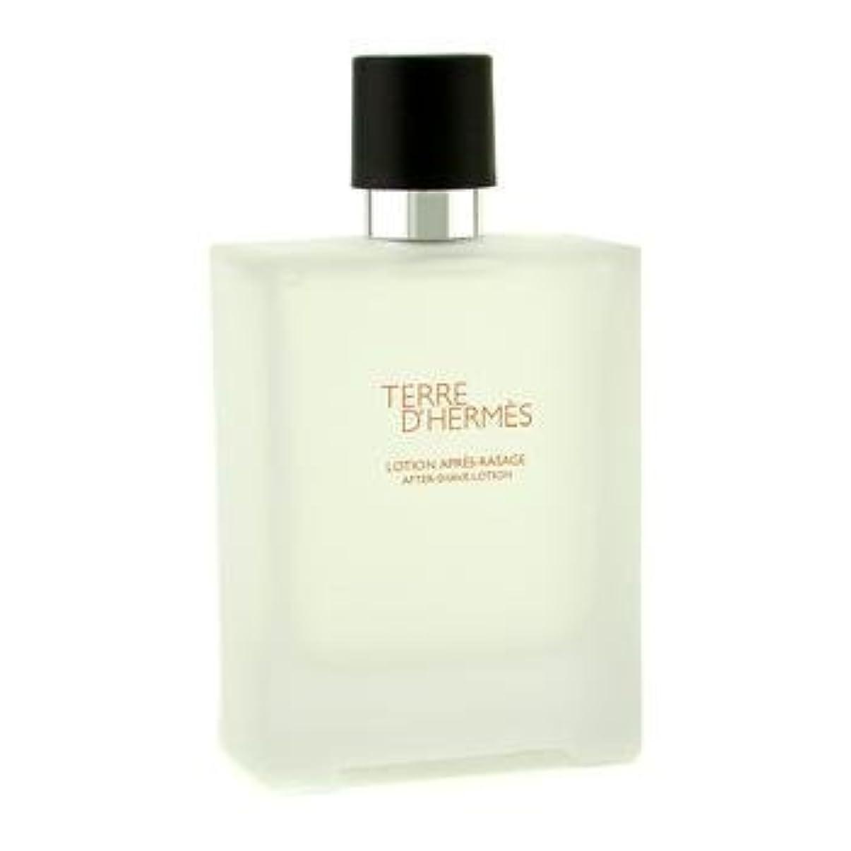 申し立てられたひどいアリスHermes Terre D'Hermes After Shave Lotion - 100ml/3.3oz by Hermes [並行輸入品]