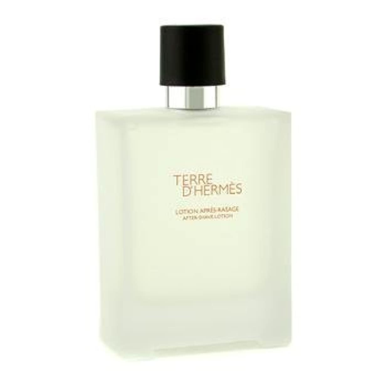 神話フェロー諸島気怠いHermes Terre D'Hermes After Shave Lotion - 100ml/3.3oz by Hermes [並行輸入品]