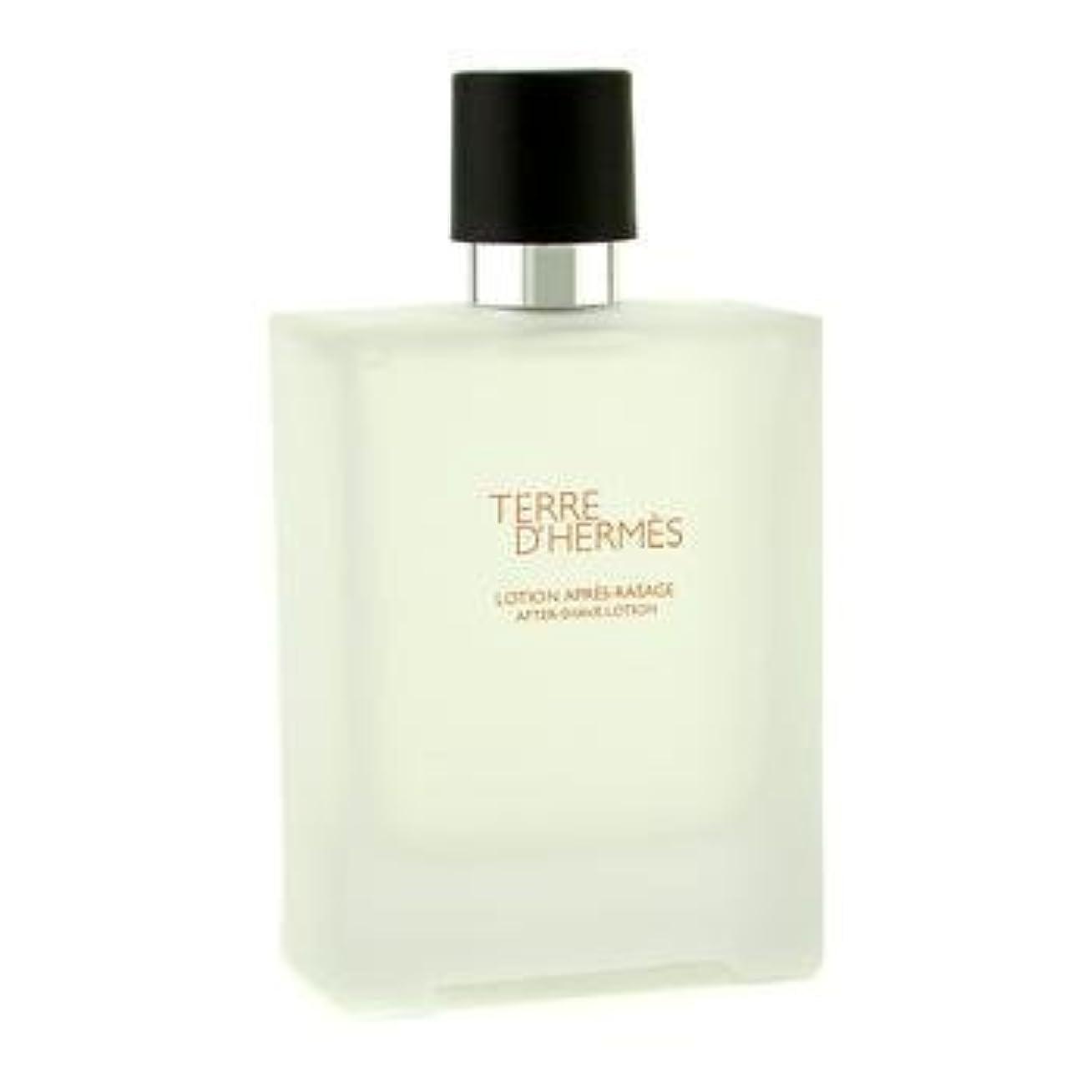 社会科後世ビンHermes Terre D'Hermes After Shave Lotion - 100ml/3.3oz by Hermes [並行輸入品]