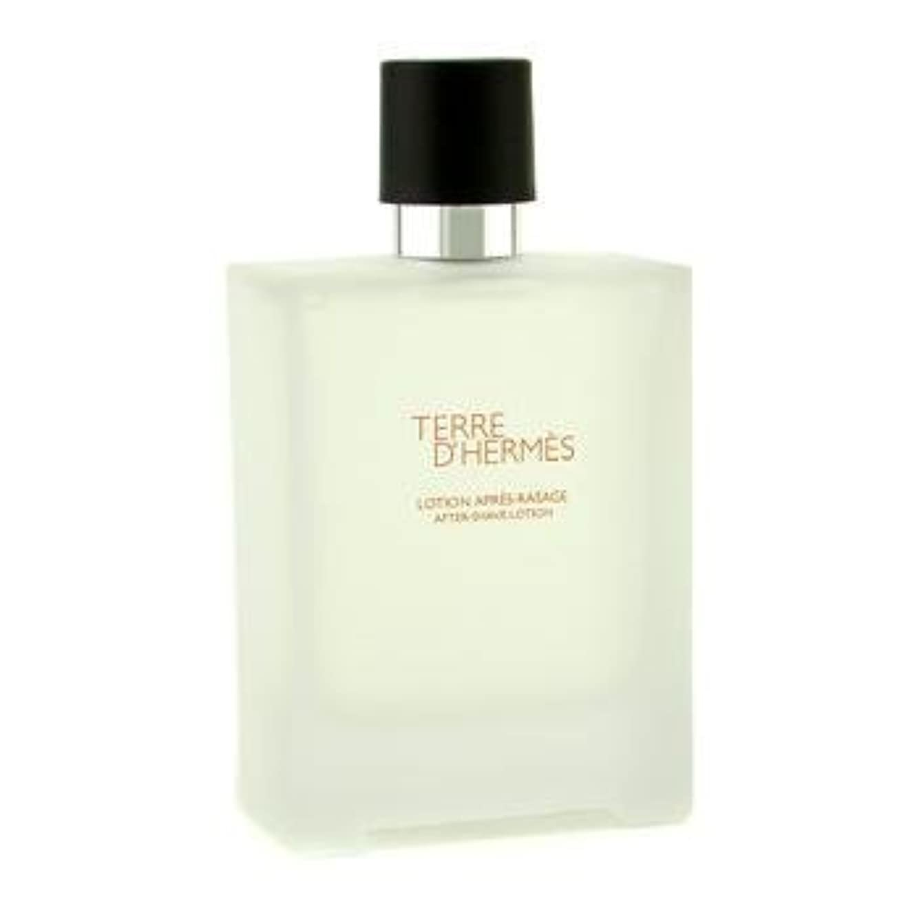 クローゼット感染するミルHermes Terre D'Hermes After Shave Lotion - 100ml/3.3oz by Hermes [並行輸入品]