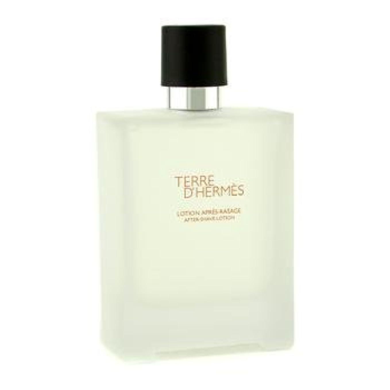 哲学博士辛いアサートHermes Terre D'Hermes After Shave Lotion - 100ml/3.3oz by Hermes [並行輸入品]