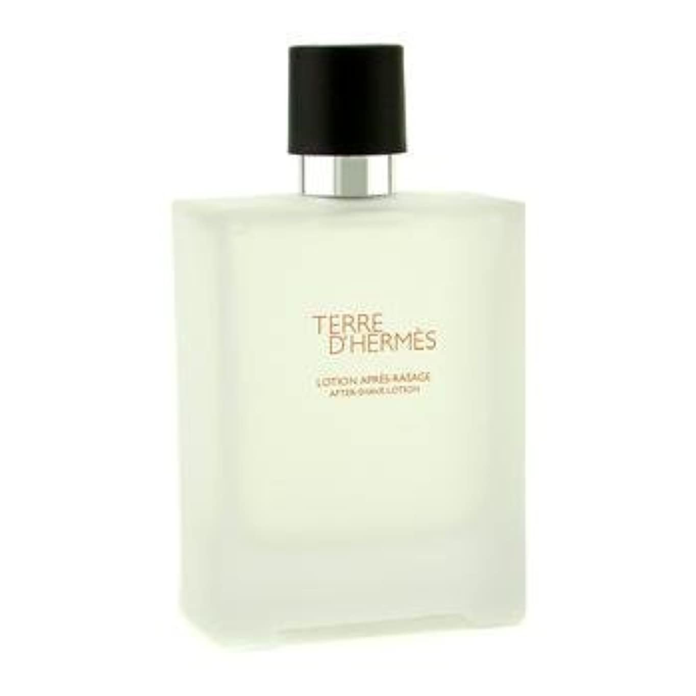 ブロッサム責任ニンニクHermes Terre D'Hermes After Shave Lotion - 100ml/3.3oz by Hermes [並行輸入品]