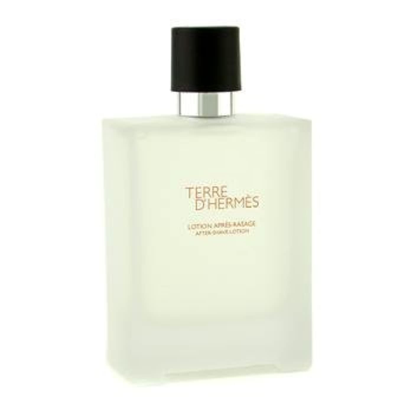 放散するみぞれ起訴するHermes Terre D'Hermes After Shave Lotion - 100ml/3.3oz by Hermes [並行輸入品]