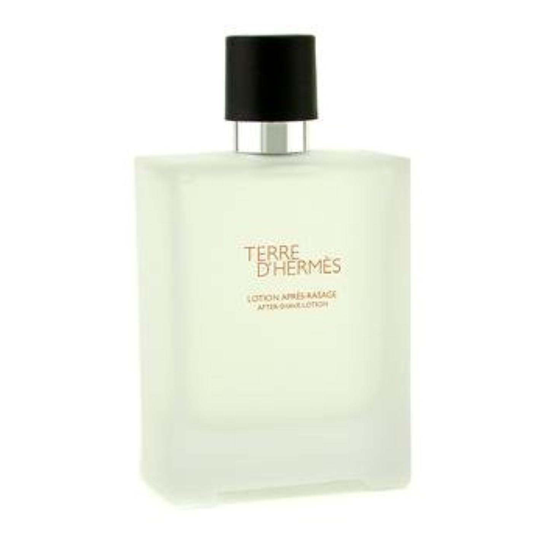 販売計画多様な施設Hermes Terre D'Hermes After Shave Lotion - 100ml/3.3oz by Hermes [並行輸入品]